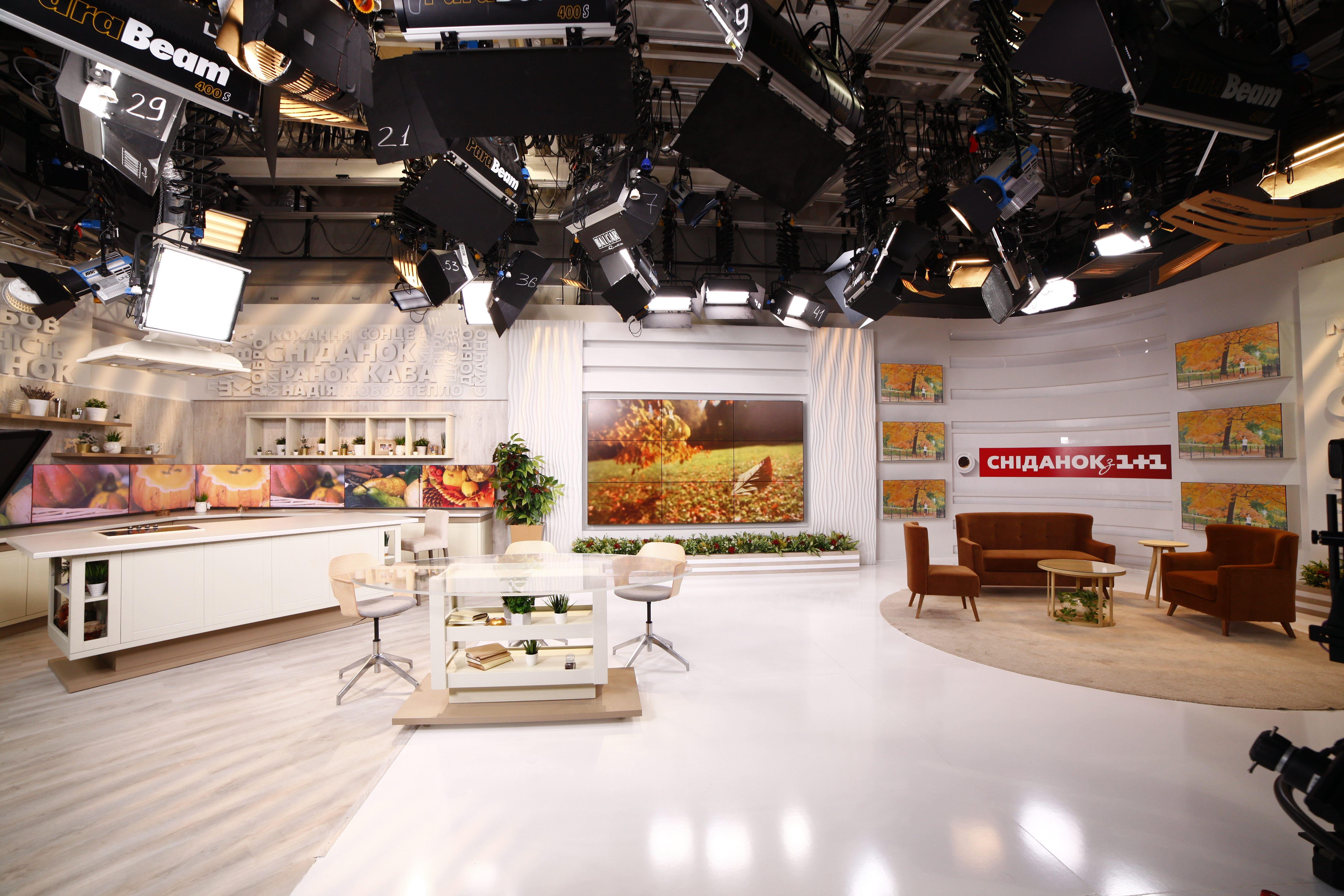 1+1 media запускає новий сезон проекту «Сніданок після Сніданку»