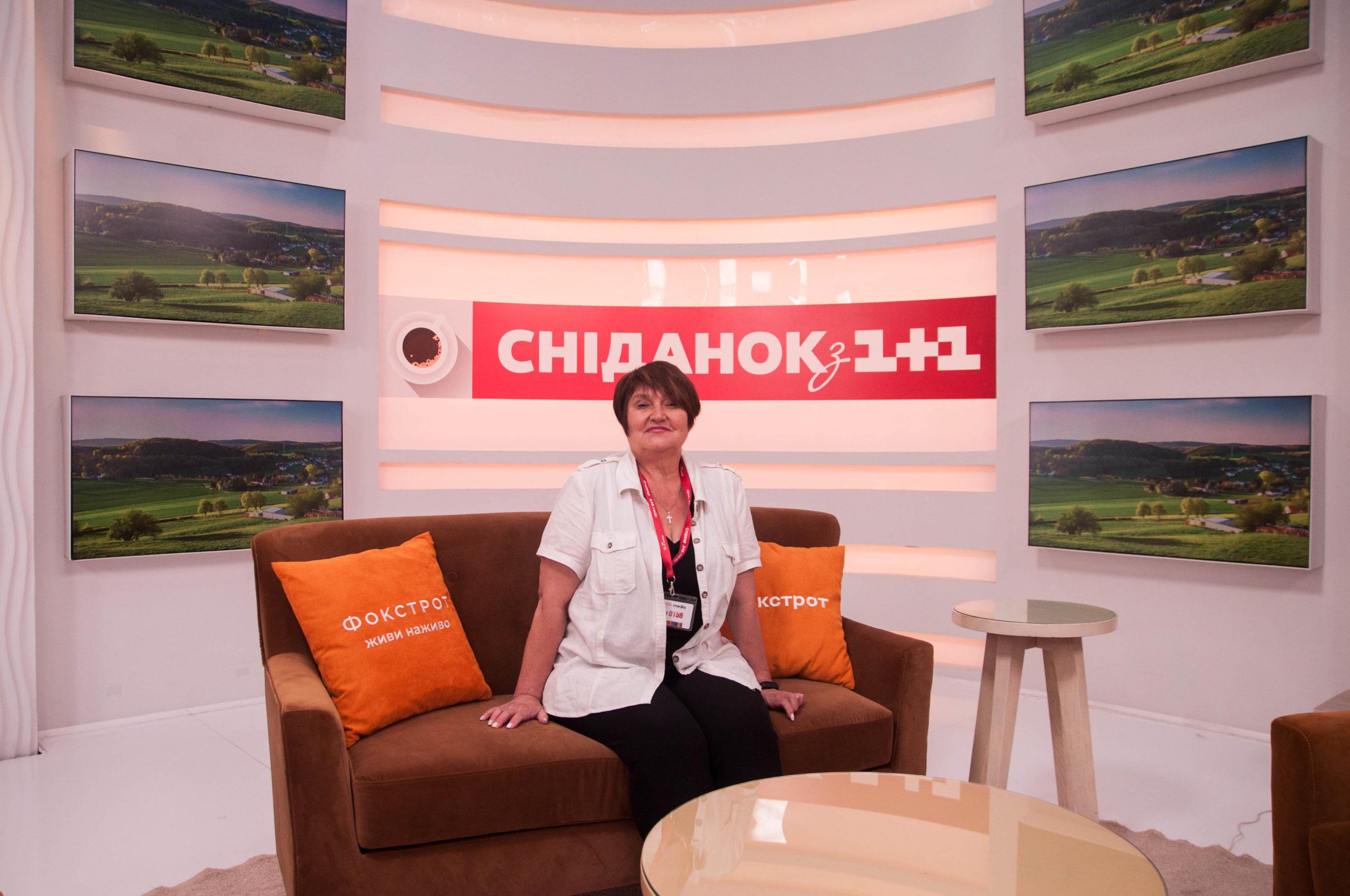 Інтерв'ю стажерів першої хвилі #забутипровік: Тетяна Силенко, секретарка ресепшн